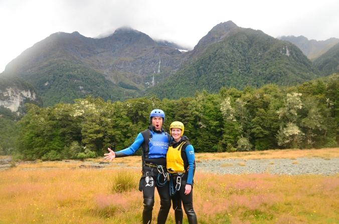 New Zealand Canyoning