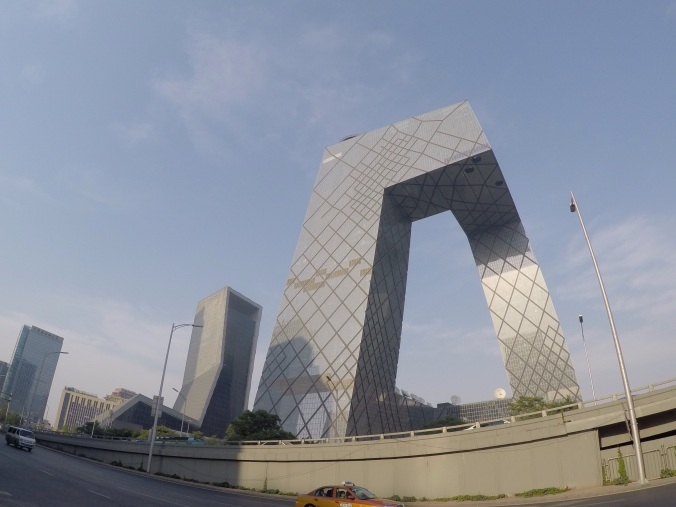 There are some seriously crazy new buildings in Beijing!