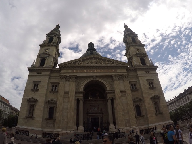 Beautiful Saint Stephen's Basilica!