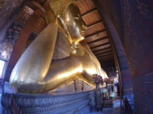 Temple of the Reclining Buddha.
